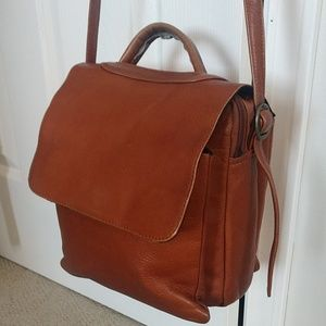 Leather Brown Purse